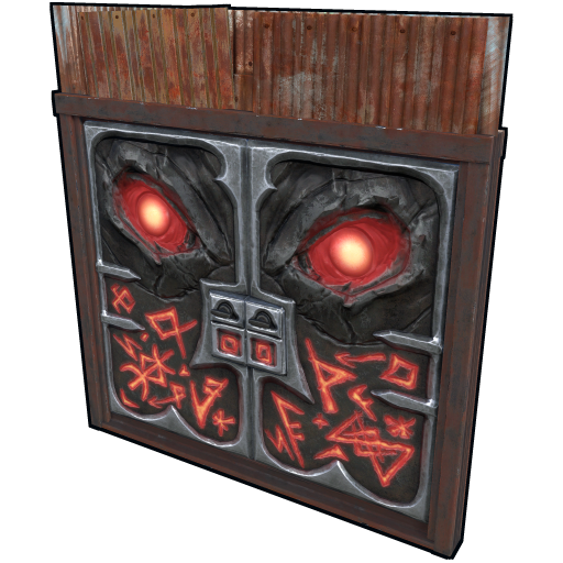 Double Door from Hell as seen on a Steam Market