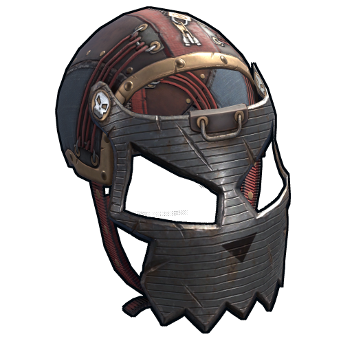 Punkish Facemask as seen on a Steam Market