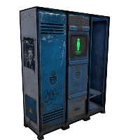 Cobalt Personal Locker