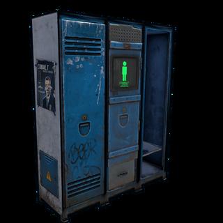 Cobalt Personal Locker