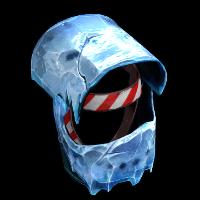 Iceman Helmet