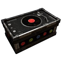 Turntable Box