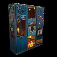 Christmas Locker