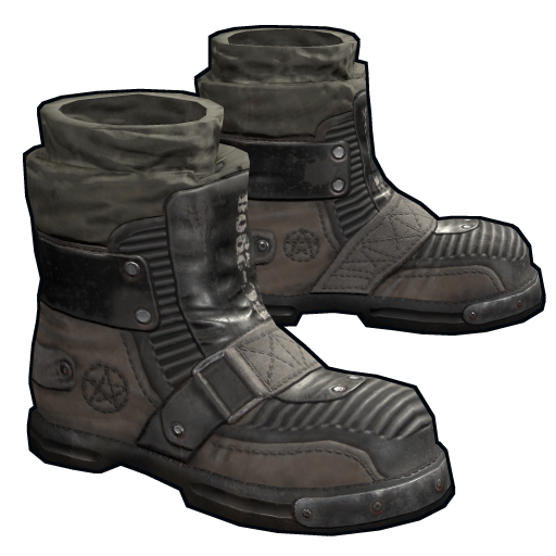 Loot Leader Boots as seen on a Steam Market