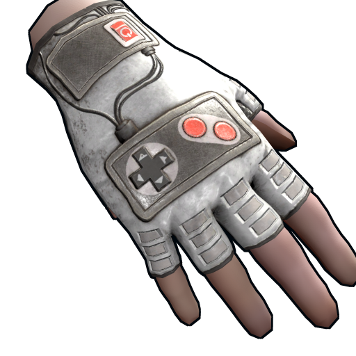 Playmaker Gloves as seen on a Steam Market