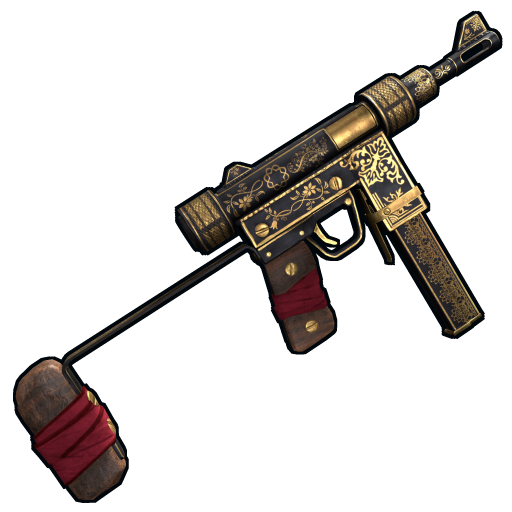 Phantom SMG as seen on a Steam Market