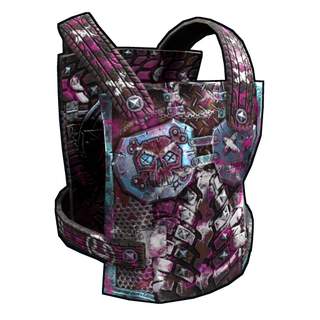 Apocalyptic Knight Chest Plate