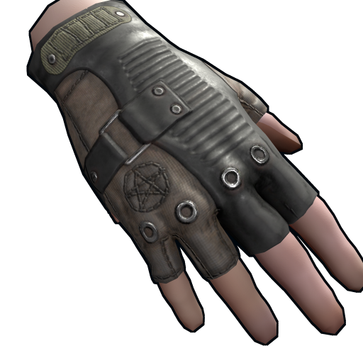 Loot Leader Gloves as seen on a Steam Market