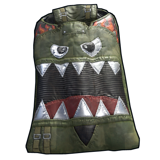 Warboy Sleeping Bag as seen on a Steam Market