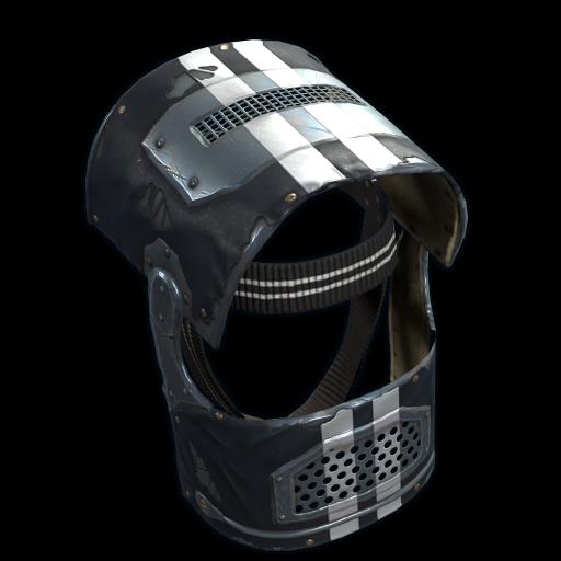 Training Helmet as seen on a Steam Market