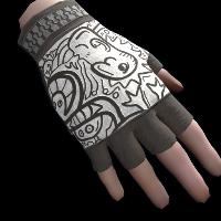 Doodle Gloves