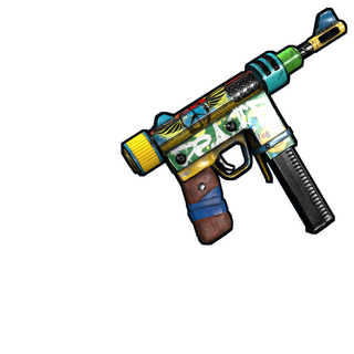 Peacemaker SMG