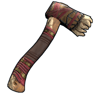 Toothed Hatchet