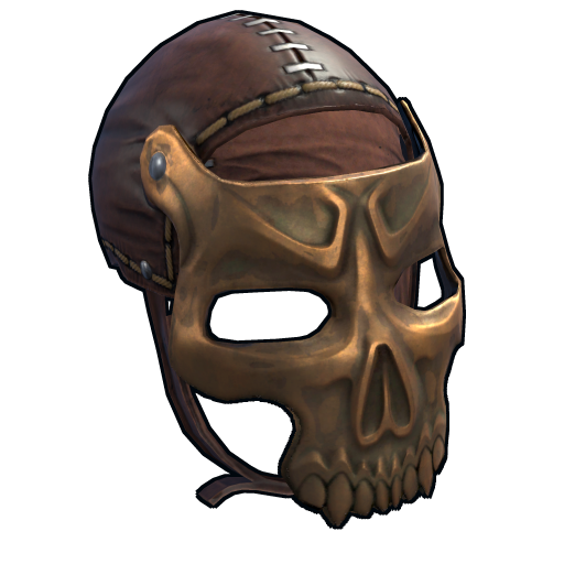 Dead Souls Facemask as seen on a Steam Market