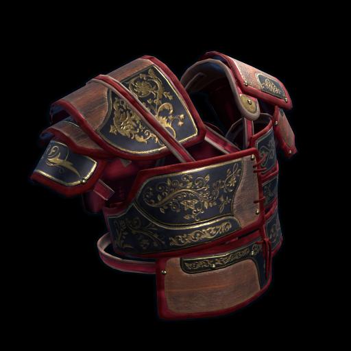 Phantom Vest as seen on a Steam Market