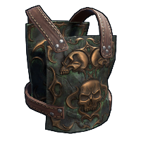 Dead Souls Chest Plate
