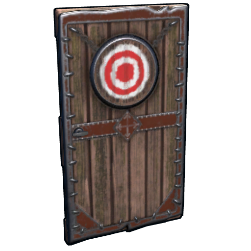 Archer Door as seen on a Steam Market