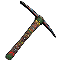 Tiki Pickaxe