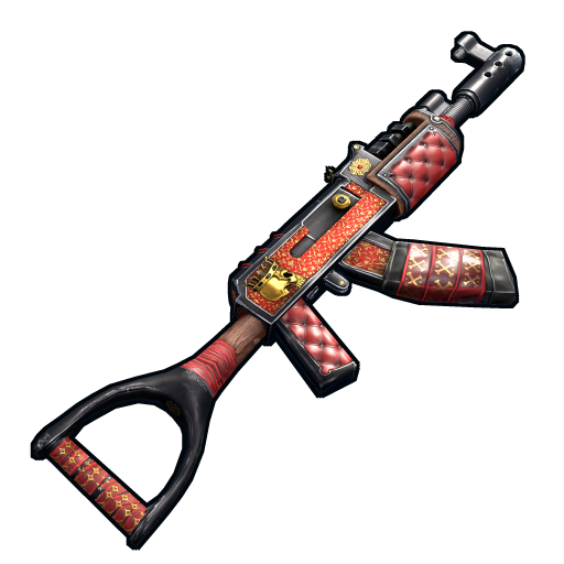 Royal AK47 as seen on a Steam Market