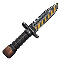 Nuke Combat Knife