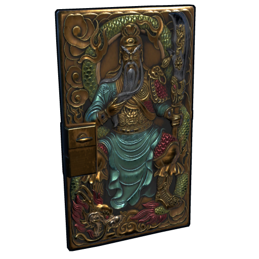 Fallen Emperor Door as seen on a Steam Market