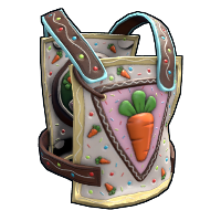 Carrot Power Chestplate