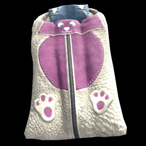 Cozy Bunny Bag as seen on a Steam Market