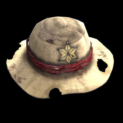 Cowboy Hat as seen on a Steam Market