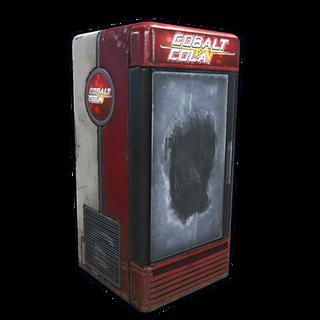 Cobalt Cola Fridge