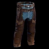 Cowboy Sheriff Pants