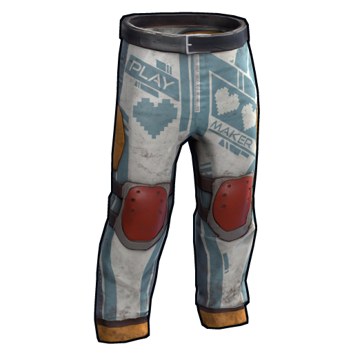 Playmaker Pants as seen on a Steam Market