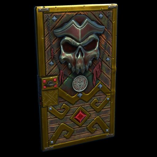 Pirate Treasures Door as seen on a Steam Market