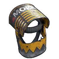 Heavy Machinery Helmet