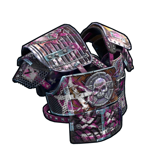 Apocalyptic Knight Vest as seen on a Steam Market