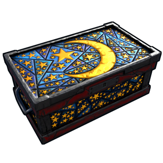 Night Sky Large Box