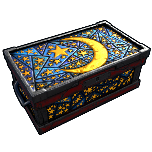 Night Sky Large Box as seen on a Steam Market