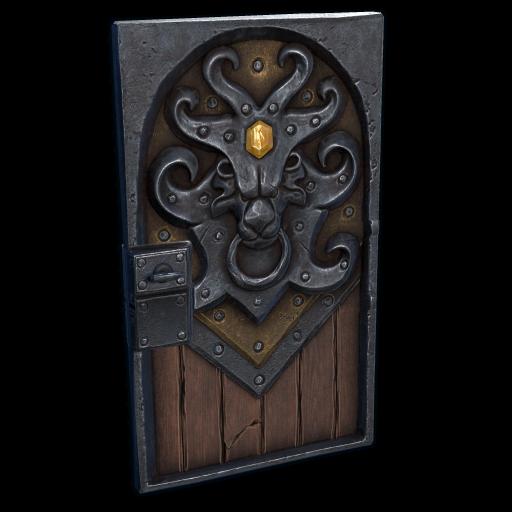 Guardian Door as seen on a Steam Market