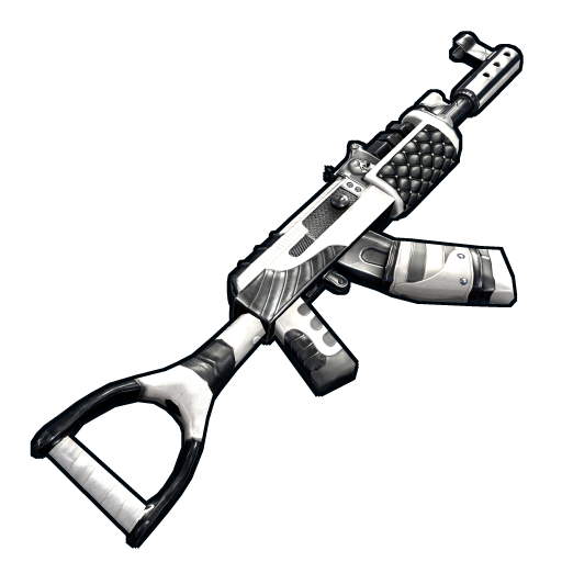 No Mercy AK47 as seen on a Steam Market