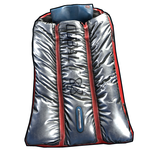 Thermal Sleeping Bag as seen on a Steam Market