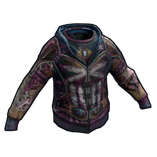 Apocalyptic Knight Hoodie as seen on a Steam Market
