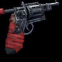 Pure Evil Revolver