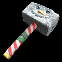 Snowman Hammer