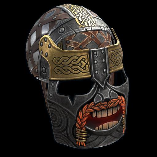 Berserk Facemask as seen on a Steam Market