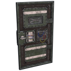 Mainframe Door
