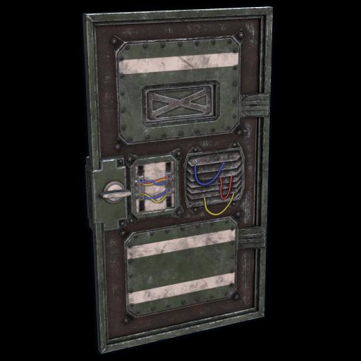 Mainframe Door as seen on a Steam Market