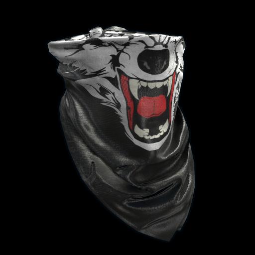 Beast Bandana as seen on a Steam Market