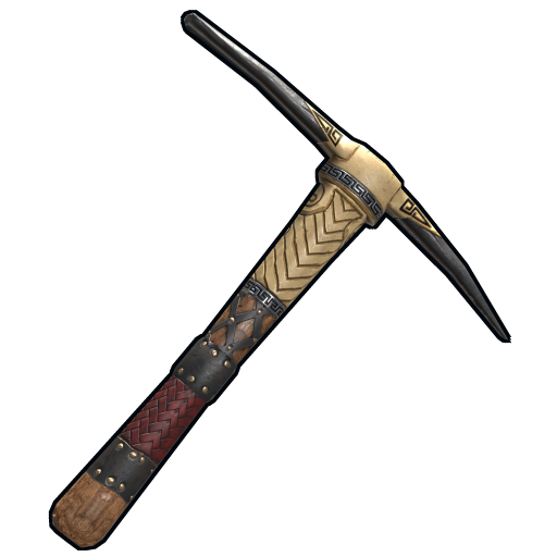 Taurus Pick Axe as seen on a Steam Market