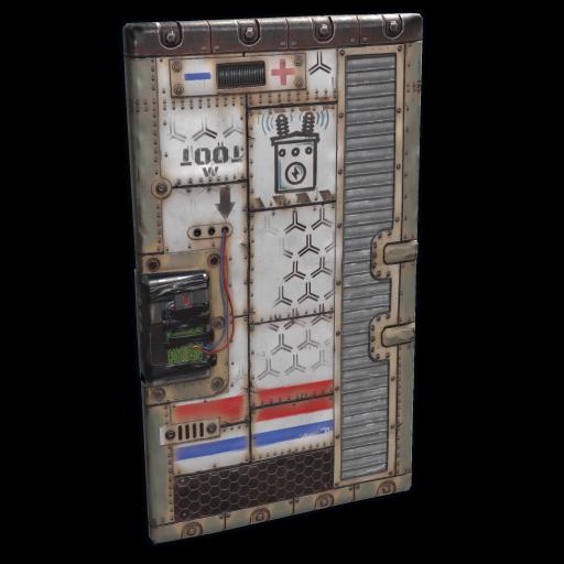 Power Door as seen on a Steam Market