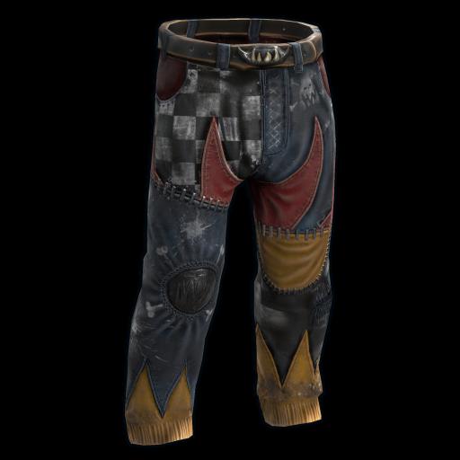 Scrapper Pants as seen on a Steam Market