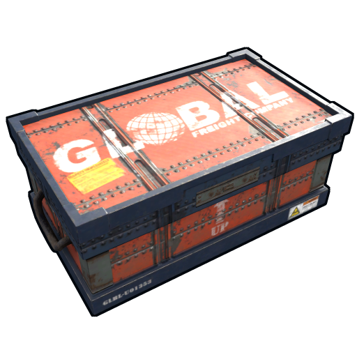 Freight Crate as seen on a Steam Market